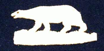 Siberia Polar Bear Patch