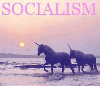 Socialism is a fantasy