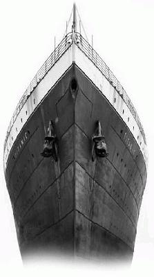 TITANIC DISASTER ARTICLES