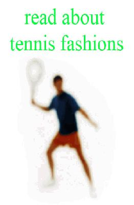 Tennis Fashion Articles