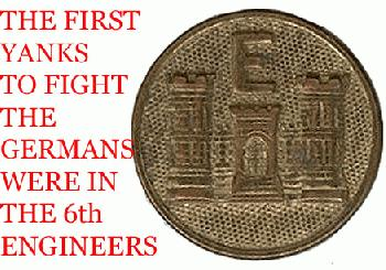 US 6th engineers WW1