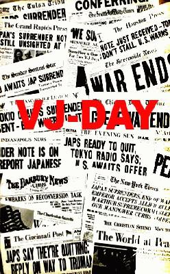 VJ Day newspaper articlejpg