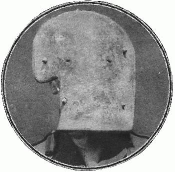 WW1 German Sniper Mask Image