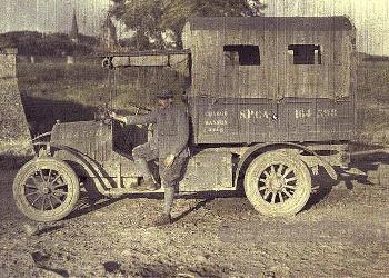 WW1 Trucks and Armored-Cars