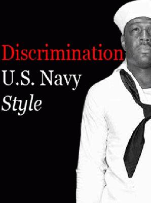 WW2 Navy Discrimination article