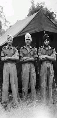 WW2 Sikh pows
