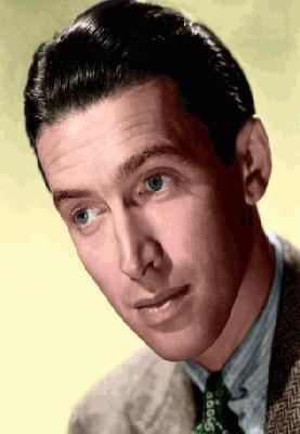 Young Jimmy Stewart