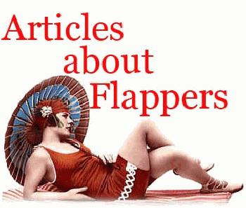 articles about flappers