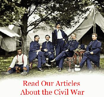 articles about the Civil War