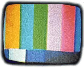 EARLY COLOR TV,COLOR TELEVISION 1940S,COLOR TELEVISION 1950S,COLORED