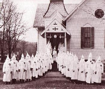 kkk and the church