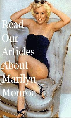 marilyn-monroe seated