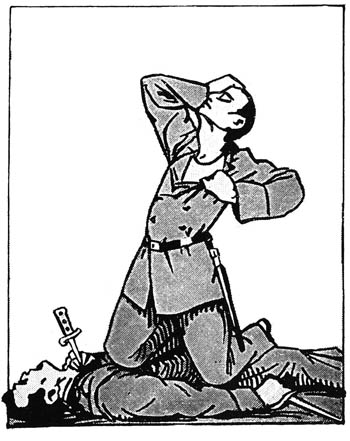 A British Pilot to the Mother of his Victim <br />(True Stories of the Great War, 1918)