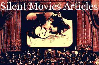 silent movie articles