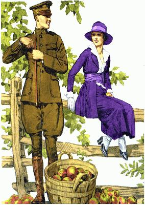 ww1 FASHION REVIEWS