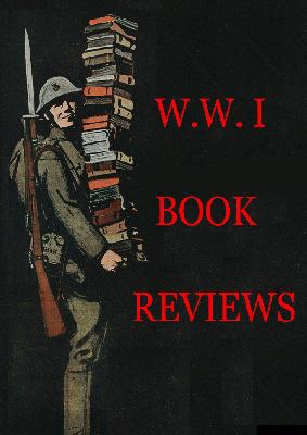 ww1 bOOK rEVIEWS