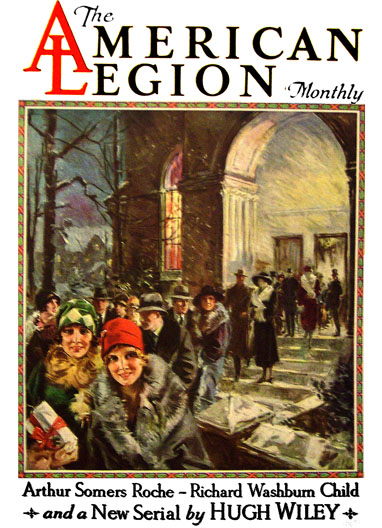 American Legion Monthly Articles