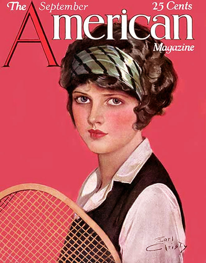 The American Magazine Articles