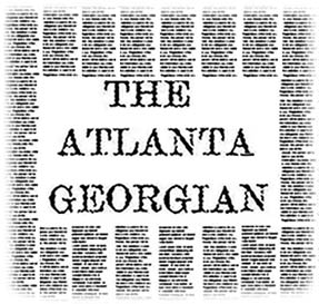 The Atlanta Georgian Articles