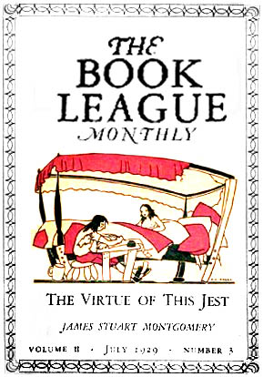 Book League Monthly Articles