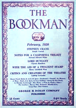 The Bookman Articles