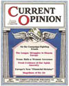 Current Opinion Magazine Articles