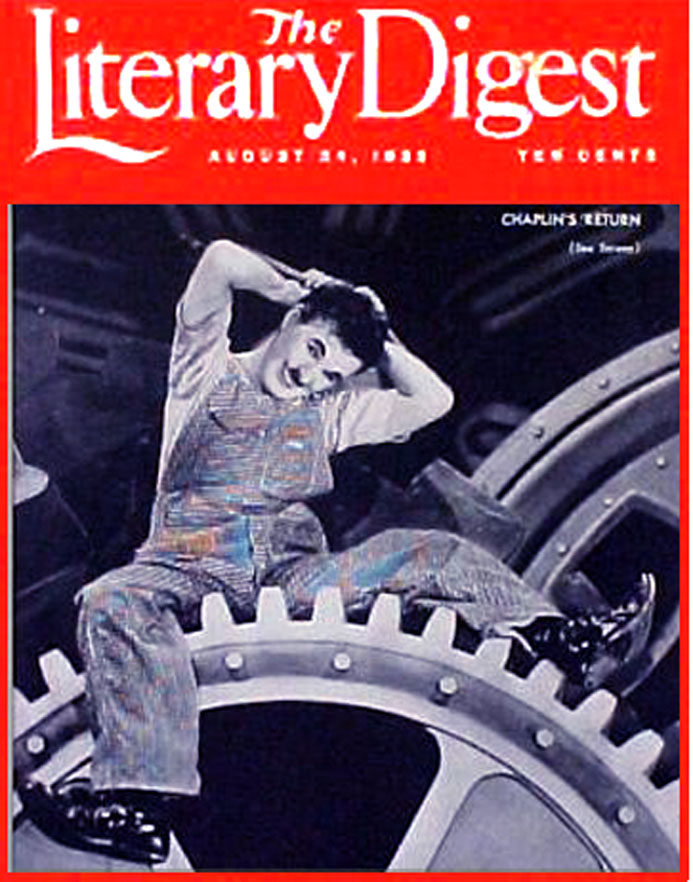 The Literary Digest Articles