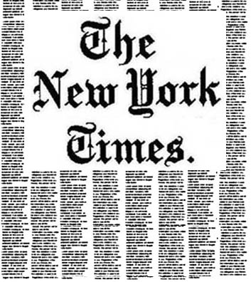The New York Times Articles