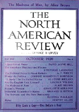 The North American Review Articles