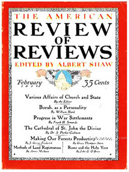 Review of Review Articles
