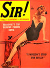 Sir! Magazine  Articles