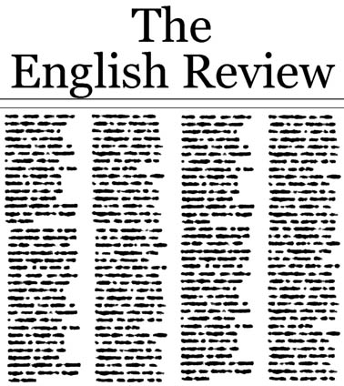 The English Review Articles