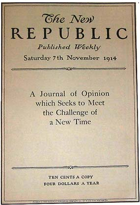 The New Republic Articles