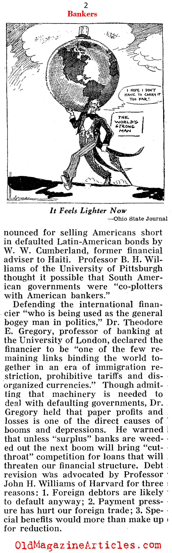 banker articles