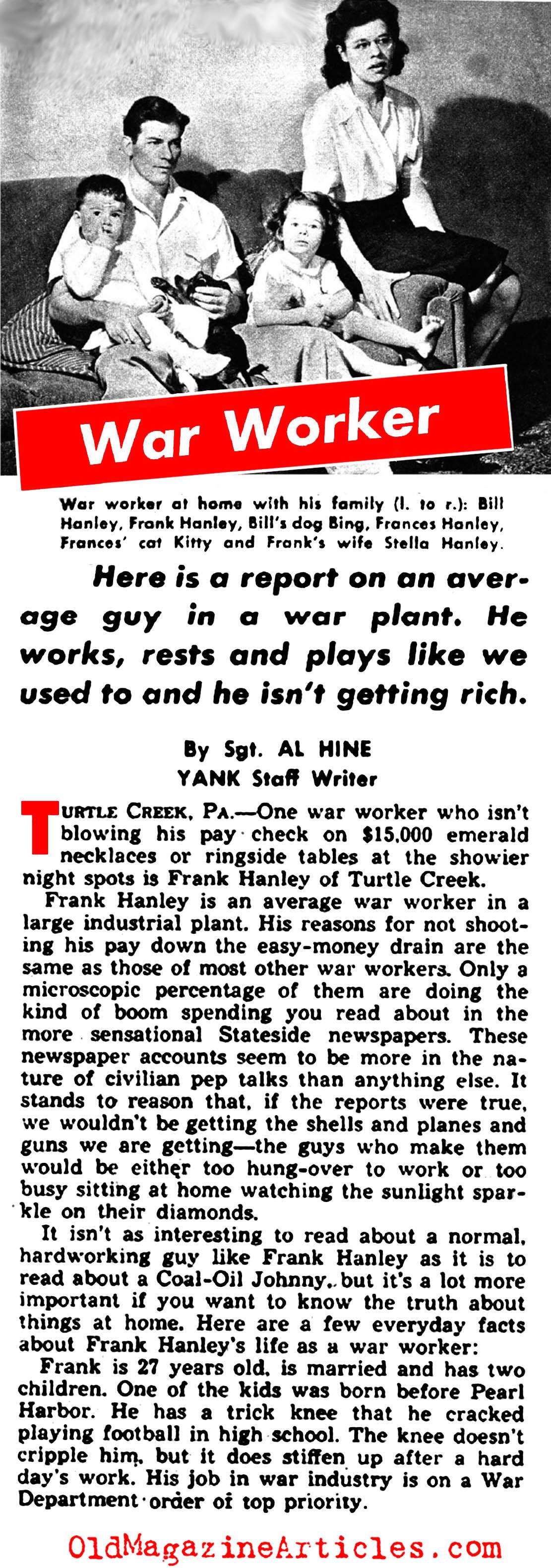 World War 2 Newspaper Articles