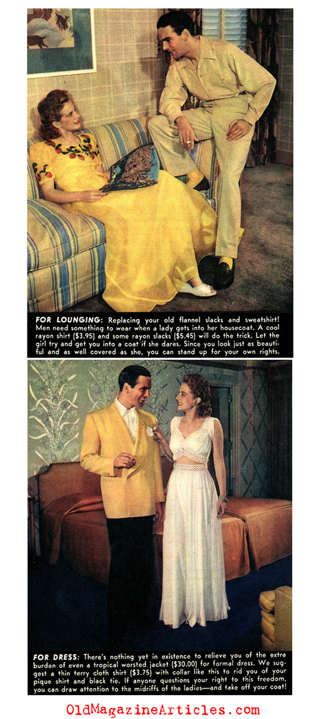 Men Can Choose! (Click Magazine, 1941)
