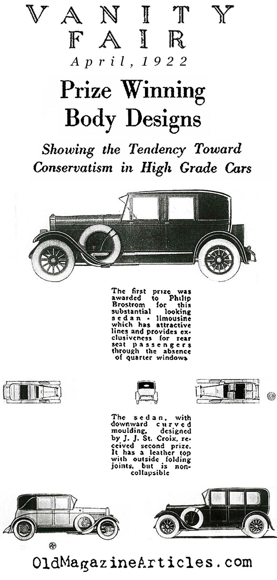 SEDANS LUXURY CAR INFO 1922,FIRST LUXURY CAR 1922,EARLIEST AMERICAN ...