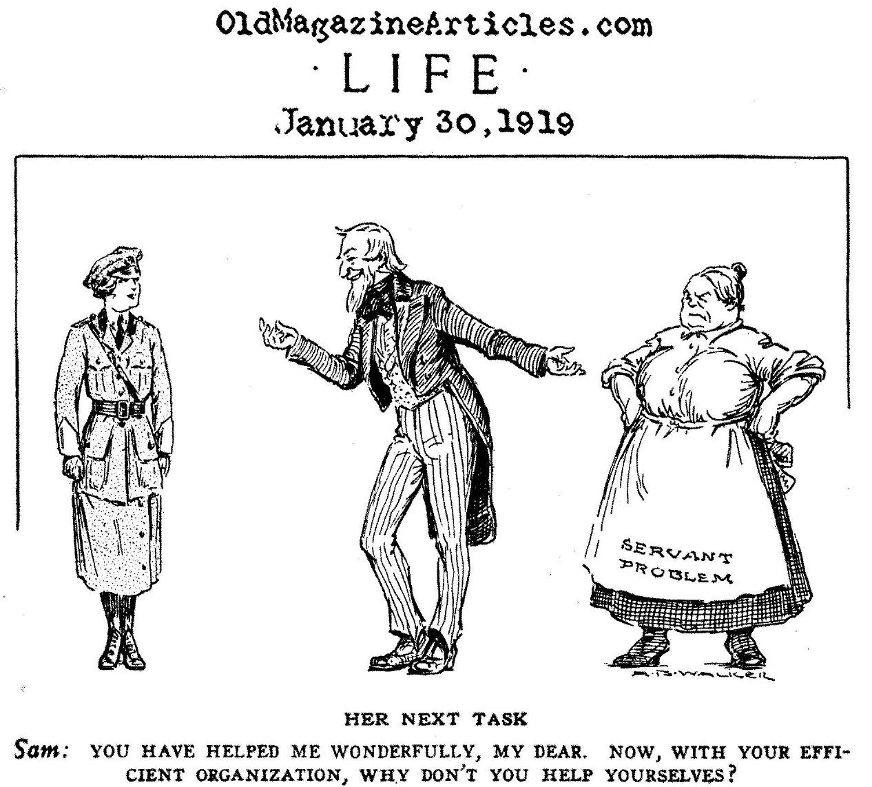 anti-suffrage essays