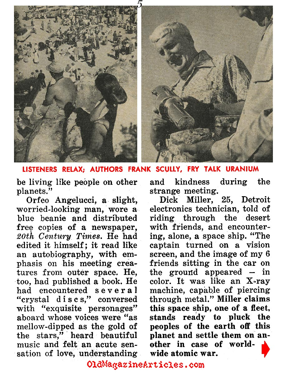 The Witnesses (People Today Magazine, 1955)