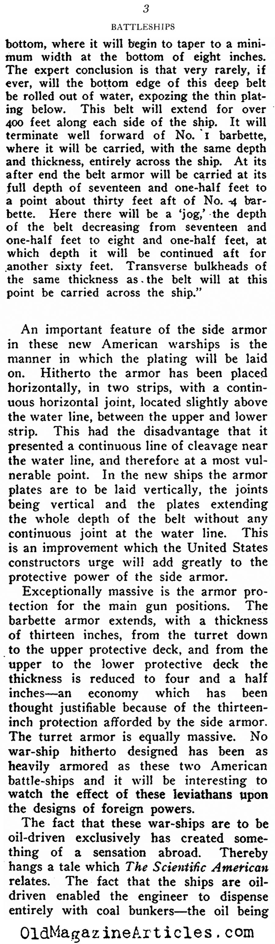 essay on treaty battleships The conflict's most notable battleship was the uss oregon (bb-3), which was on   in the naval treaty of 1922, the various nations agreed to a moratorium on.